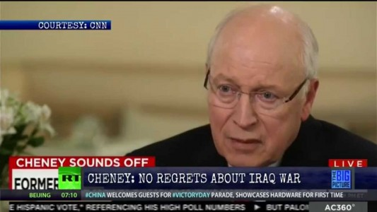 """Col. Wilkerson: """"Dick Cheney Should Be In Jail For War…"""