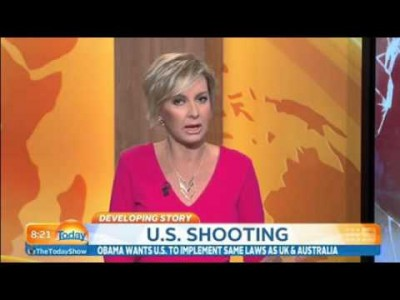 Australian Group Calls For Boycott Of The United States Until We Change Our Gun Laws (VIDEO)