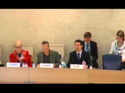 Fair Food Program takes United Nations Annual Forum on Business and Human Rights in Geneva by storm…