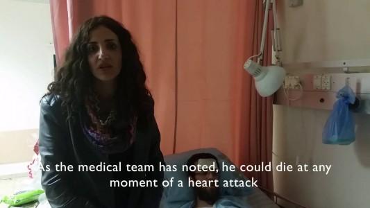 momo33me:  Hunger striking Palestinian journalist Muhammad…