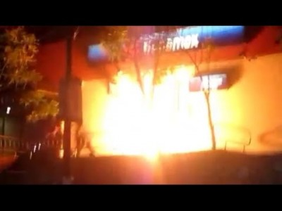 Incendiary attack against a Banamex bank in Oaxaca by Informal Anarchic Individualities (Mexico)